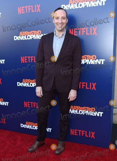 Tony Hale Photo - 17 May 2018 - Hollywood California - Tony Hale Netflixs Arrested Development Season 5 Premiere held at Netflix FYSee Theater Photo Credit Birdie ThompsonAdMedia