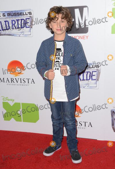 August Maturo Photo - 18 November - Hollywood Ca - August Maturo Arrivals for the premiere of Disney XDs original movie Mark  Russells Wild Ride held at ArcLight Hollywood Photo Credit Birdie ThompsonAdMedia