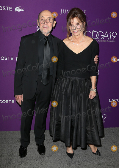 Albert Wolsky Photo - 21 February 2017 - Beverly Hills California - Albert Wolsky Susan Hall 19th CDGA Costume Designers Guild Awards held at the Beverly Hilton Photo Credit AdMedia