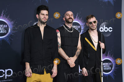 X Ambassadors Photo - 24 November 2019 - Los Angeles California - X Ambassadors 2019 American Music Awards - Arrivals held at Microsoft Theater Photo Credit Birdie ThompsonAdMedia
