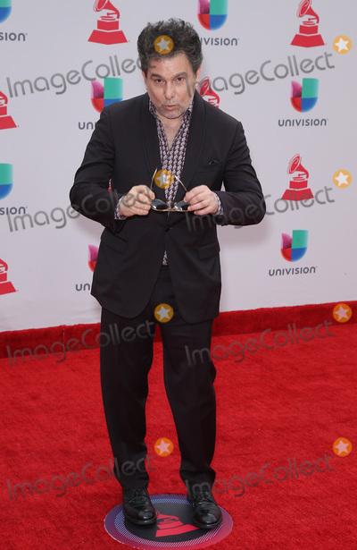 Andres Calamaro Photo - 16 November 2017 - Las Vegas NV -  Andres Calamaro  2017 Latin Grammy arrivals at MGM Grand Garden Arena Photo Credit MJTAdMedia