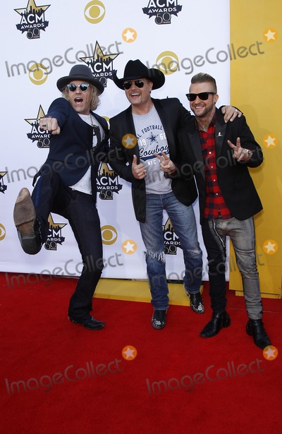 John Rich Photo - 19 April 2015 - Arlington Texas - Big Kenny John Rich DJ Synister 50th Academy Of Country Music Awards held at ATT Stadium Photo Credit MJTAdMedia