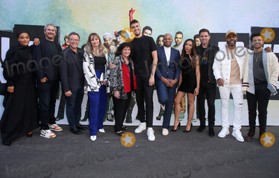 Angela Wendt Photo - 2 June 2019 - Los Angeles California - Kiersey Clemons Adam Siegel Michael Greif Julie Larson Angela Wendt Jason Sherwood Brandon Victor Dixon Tinashe Brennin Hunt Mario Jordan Fisher FYC Event For Foxs Rent Live held at Darryl Zanuck Theater at FOX Studios Photo Credit Faye SadouAdMedia