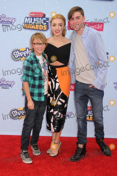 Peyton List Photo - 25 April 2015 - Los Angeles California - Phoenix List Peyton List Spencer List 2015 Radio Disney Music Awards held at Nokia Theatre LA Live Photo Credit Byron PurvisAdMedia