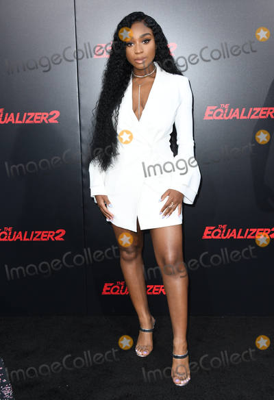 Normani Kordei Photo - 17 July 2018 - Hollywood  California - Normani Kordei The Equalizer 2 Los Angeles Premiere held at the TCL Chinese Theatre Photo Credit Birdie ThompsonAdMedia