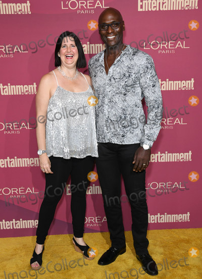 Lance Reddick Photo - 20 September 2019 - West Hollywood California - Lance Reddick 2019 Entertainment Weekly Pre-Emmy Party held at Sunset Tower Photo Credit Birdie ThompsonAdMedia