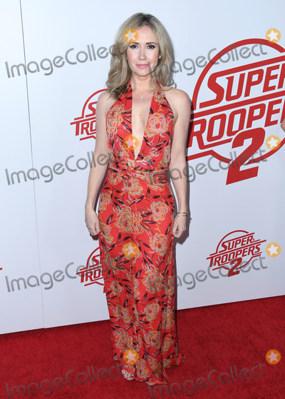 Ashley Jones Photo - 11 April 2018 - Hollywood California - Ashley Jones Super Troopers 2 Los Angeles Premiere held at Arclight Hollywood Photo Credit Birdie ThompsonAdMedia