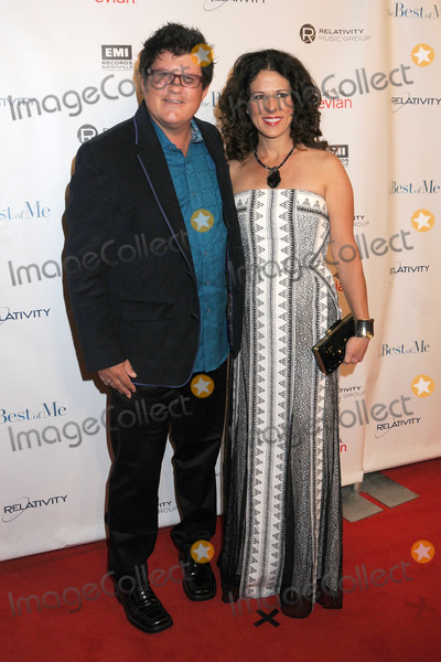 Anna Wilson Photo - 09 October 2014 - Nashville Tennessee - Monty Powell Anna Wilson The Best of Me Nashville VIP Screening held at the Country Music Hall of Fame CMA Theater Photo Credit Dara-Michelle FarrAdMedia