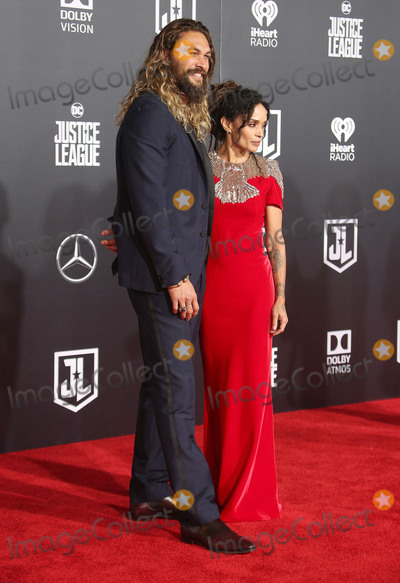 Lisa Bonet Photo - 13 November 2017 - Hollywood California - Jason Momoa Lisa Bonet  Justice League Los Angeles Premiere held at the Dolby Theater Photo Credit F SadouAdMedia