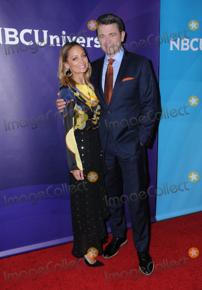 John Michael Higgins Photo - 09 January 2018 - Pasadena California - Nicole Richie John Michael Higgins 2018 NBC Universal Press Tour held at The Langham Huntington in Pasadena Photo Credit Birdie ThompsonAdMedia