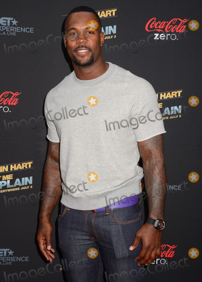 Antonio Cromartie Photo - 27 June 2013 - Los Angeles Ca - Antonio Cromartie Los Angeles premiere of Kevin Hart Let Me Explain at Regal LA Live Stadium 14 in Los Angeles Ca Photo Credit BirdieThompsonAdMedia27 June 2013 - Los Angeles Ca - Nic Harris Los Angeles premiere of Kevin Hart Let Me Explain at Regal LA Live Stadium 14 in Los Angeles Ca Photo Credit BirdieThompsonAdMedia
