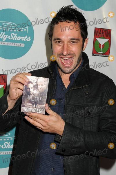 Aaron Wolf Photo - 14 August 2014 - Hollywood California - Aaron Wolf 10th Annual HollyShorts Film Festival Opening Night Celebration held at the TCL Chinese Theater Photo Credit Byron PurvisAdMedia