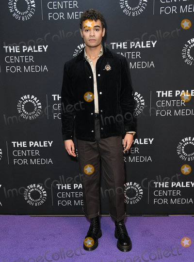 Tyler Perry Photo - 10 December 2019 - Beverly Hills California - Daniel Croix Henderson The Paley Center For Media Presents An Evening With Tyler Perrys The Oval held at The Paley Center for Media Photo Credit Birdie ThompsonAdMedia