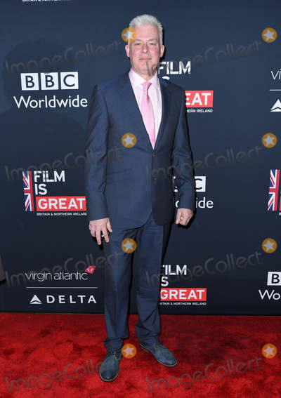 Neal Scanlan Photo - 02 March 2018 - Los Angeles California - Neal Scanlan Film is GREAT Reception to honor British Nominees held at a Private Residence Photo Credit Birdie ThompsonAdMedia