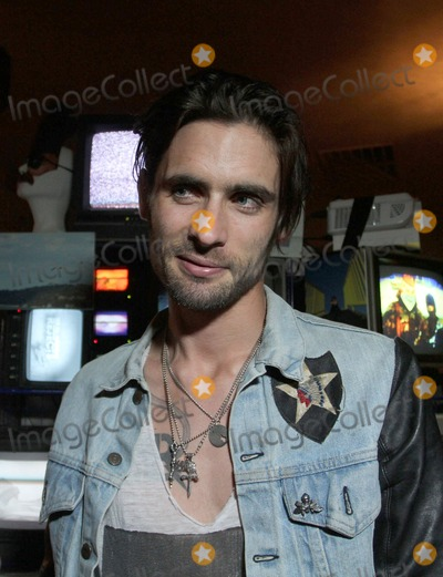 All-American Rejects Photo - 26 March 2012 - Los Angeles California - Tyson Ritter The All American Rejects Record Release Party For New Album Kids In The Street Held At The iam8bit gallery Photo Credit Faye SadouAdMedia
