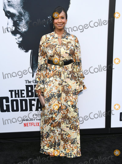 Nicole Avant Photo - 03 June 2019 - Los Angeles California - Nicole Avant Netflixs The Black Godfather Los Angeles Premiere held at Paramount Theater Photo Credit Birdie ThompsonAdMedia
