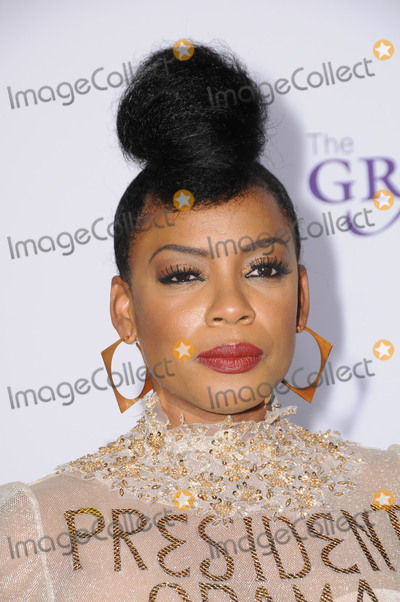 Aunjanue Ellis Photo - 24 May 2016 - Beverly Hills California - Aunjanue Ellis Arrivals for the 41st Annual Gracies Awards held at Beverly Wilshire Hotel Photo Credit Birdie ThompsonAdMedia