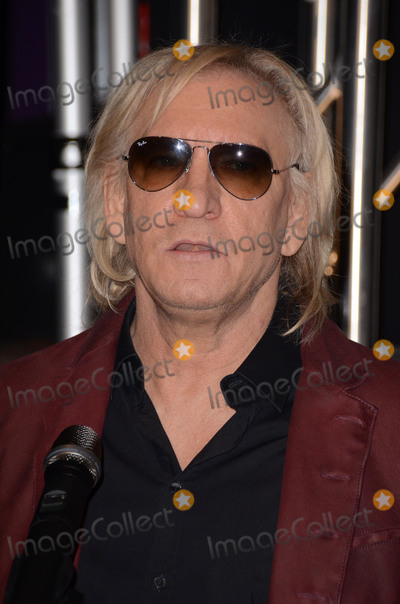 Joe Walsh Photo - 04 February  - Hollywood Ca - Joe Walsh Vince Gill induction into Guitar Centers Historic Rockwalk held at Guitar Center Photo Credit Birdie ThompsonAdMedia