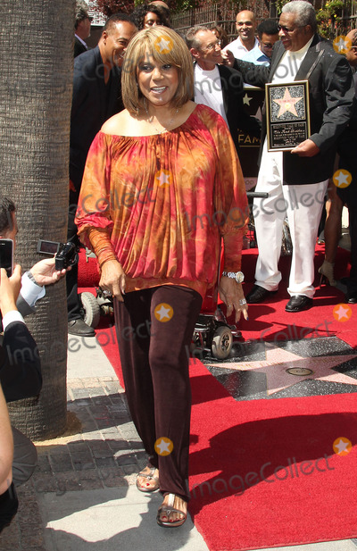 Claudette Robinson Photo - 21 March 2013 - Holywood California - Claudette Robinson The Funk Brothers Star on the Hollywood Walk of Fame Photo Credit Russ ElliotAdMedia