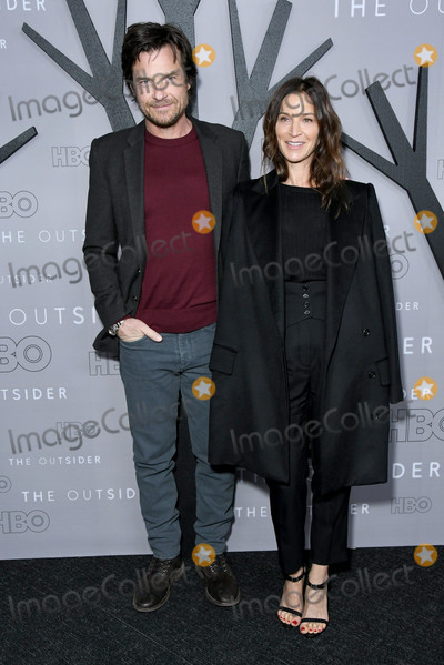 Amanda Anka Photo - 09 January 2020 - West Hollywood California - Jason Bateman Amanda Anka Premiere Of HBOs The Outsider - Los Angeles  held at DGA Theater Photo Credit Birdie ThompsonAdMedia