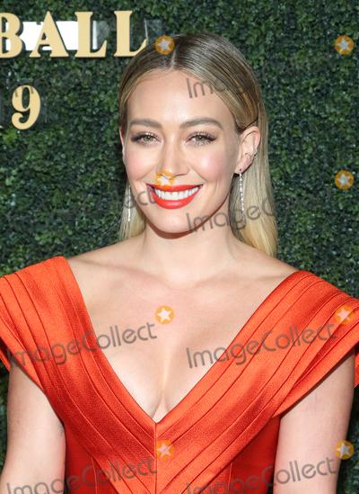 HILLARY DUFF Photo - 12 October 2019 - Hollywood California - Hillary Duff 5th Annual Baby Ball held at Goya Studios Hotel Photo Credit FayeSAdMedia