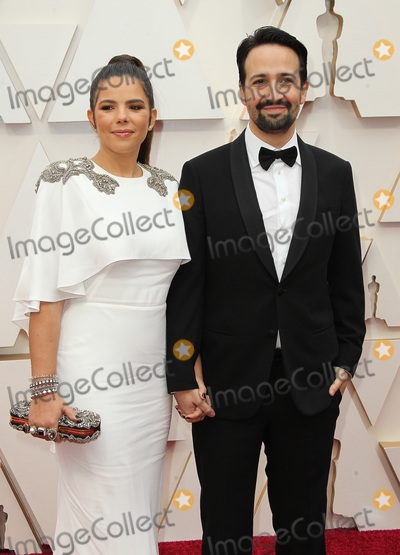 Vanessa Larr Photo - 09 February 2020 - Hollywood California - Vanessa Nadal Lin-Manuel Miranda 92nd Annual Academy Awards presented by the Academy of Motion Picture Arts and Sciences held at Hollywood  Highland Center Photo Credit AdMedia