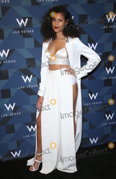 Aluna George Photo - 31 March 2017 - Las Vegas NV -  AlunaGeorge W Las Vegas Grand Opening at W Las Vegas  Photo Credit MJTAdMedia
