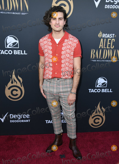 Anthony Padilla Photo - 07 September 2019 - Beverly Hills California - Anthony Padilla Comedy Central Roast Of Alec Baldwin held at The Saban Theatre Photo Credit Birdie ThompsonAdMedia
