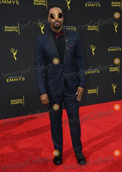 Shawn Wayans Photo - 15 September 2019 - Los Angeles California - Shawn Wayans 2019 Creative Arts Emmys Awards - Arrivals held at Microsoft Theater LA Live Photo Credit Birdie ThompsonAdMedia