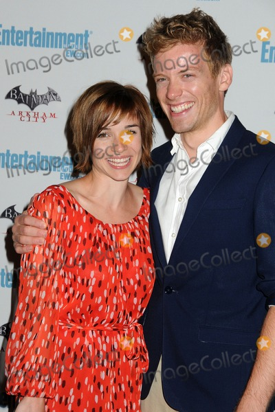Renee-Felice Smith Photo - 23 July 2011 - San Diego California - Renee Felice Smith and Barrett Foa 5th Annual Entertainment Weekly Comic-Con Party held at The Hard Rock Cafe Photo Credit Byron PurvisAdMedia