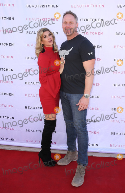 Alexis Bellino Photo - 05 December 2020 - Boulder City NV - Alexis Bellino Drew Bohn The Real Housewives of Orange County star Alexis Bellino hosts Sleigh the Holidays a socially distant holiday shopping event at Beauty Kitchen by Heather Marianna Photo Credit MJTAdMedia