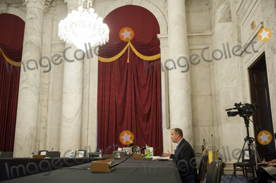 The National Photo - National Aeronautics and Space Administration Administrator James F Bridenstine appears before a US Senate Committee on Appropriations Subcommittee on Commerce Justice Science and Related Agencies hearing to examine proposed budget estimates and justification for fiscal year 2021 for the National Aeronautics and Space Administration in the Senate Russell Office Building on Capitol Hill in Washington DC Wednesday September 23 2020Credit Rod Lamkey  CNPAdMedia