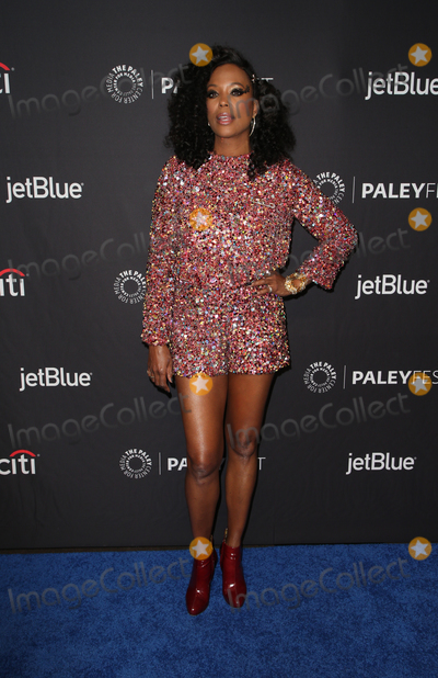 Aisha Tyler Photo - 17 March 2019 - Hollywood California - Aisha Tyler The Paley Center For Medias 2019 PaleyFest LA - RuPauls Drag Race held at The Wolf Theatre at The Dolby Theatre Photo Credit Faye SadouAdMedia