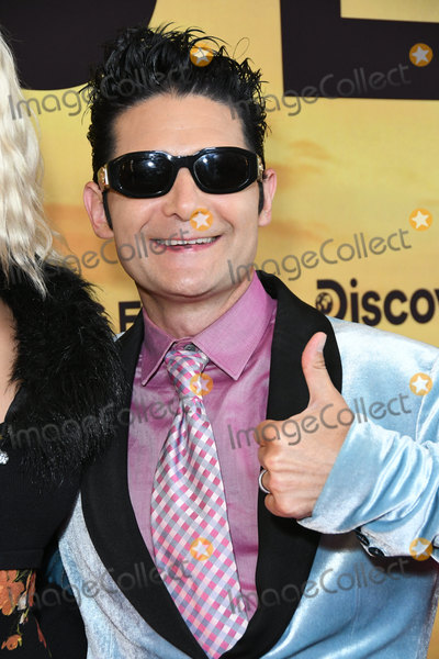 Corey Feldman Photo - 23 July 2019 - Beverly Hills California - Corey Feldman Discoverys Serengeti Los Angeles Special Screening held at The Wallis Annenberg Center for the Performing Arts Photo Credit Birdie ThompsonAdMedia