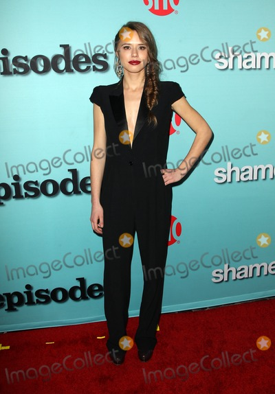Alessandra Balazs Photo - 05 January 2015 - Los Angeles Alessandra Balazs Showtime New Seasons Shameless House of Lies Episodes Held at Cecconis Photo Credit FSadouAdMedia