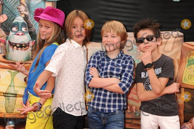 Aidan Gallagher Photo - 21 September 2014 - Universal City California - Lizzy Greene Mace Coronel Casey Simpson Aidan Gallagher The Boxtrolls Los Angeles Premiere held at Universal CityWalk Photo Credit Byron PurvisAdMedia