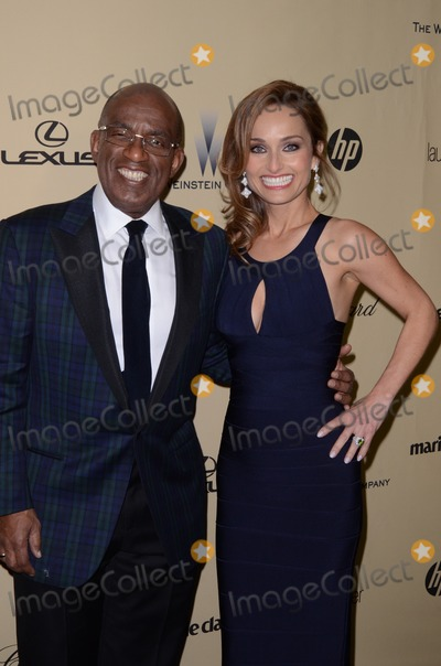 Giada De Laurentiis Photo - 13 January 2013 - Beverly Hills California - Al Roker and Giada De Laurentiis The Weinstein Companys 2013 Golden Globe Awards after party presented by Chopard HP Laura Mercier Lexus Marie  Claire and Yucaipa Films held at the The Old Trader Vics at The Beverly Hilton Hotel Photo Credit Tonya WiseAdMedia