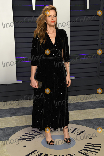 Amanda Peete Photo - 24 February 2019 - Los Angeles California - Amanda Peet 2019 Vanity Fair Oscar Party following the 91st Academy Awards held at the Wallis Annenberg Center for the Performing Arts Photo Credit Birdie ThompsonAdMedia
