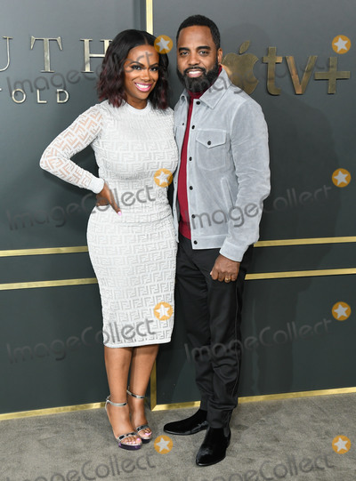 Samuel Goldwyn Photo - 11 November 2019 - Beverly Hills California - Kandi Burruss Todd Tucker Apple TVs Truth Be Told Los Angeles Premiere held at Samuel Goldwyn Theater Photo Credit Birdie ThompsonAdMedia