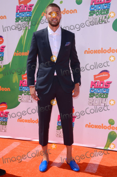 Chandler Parsons Photo - 17 July 2014 - Los Angeles California - Chandler Parsons Arrivals for the Nickelodeon Kids Choice Sports Awards 2014 held at UCLAs Pauley Pavilion in Los Angeles Ca Photo Credit Birdie ThompsonAdMedia