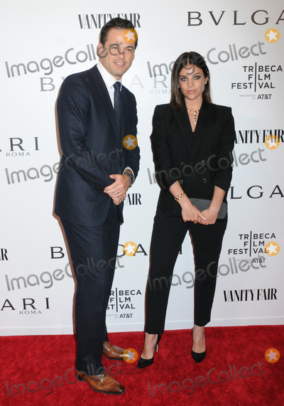 Julia Restoin-Roitfeld Photo - 23 April 2019 - New York New York - Daniel Paltridge and Julia Restoin Roitfeld at BVLGARIs World Premiere of Celestial and The Fourth Wave with Vanity Fair for the 18th Annual Tribeca Film Festival at Spring Studios Photo Credit LJ FotosAdMedia
