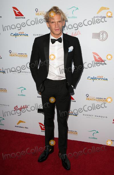 Heath Ledger Photo - 01 June 2017 - West Hollywood California - Cody Simpson The 9th Annual Australians In Film Heath Ledger Scholarship Dinner Photo Credit F SadouAdMedia