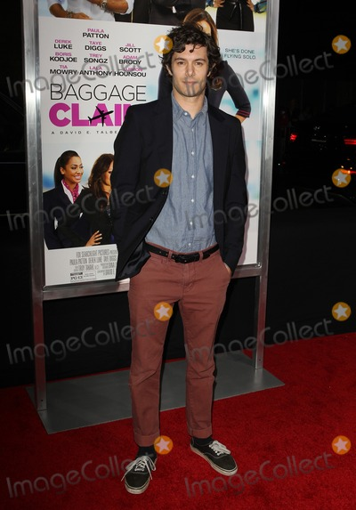 Adam Brody Photo - 25 September 2013 - Los Angeles California - Adam Brody Premiere Of Fox Searchlight Pictures Baggage Claim Held at Regal Cinemas LA Live Photo Credit Kevan BrooksAdMedia