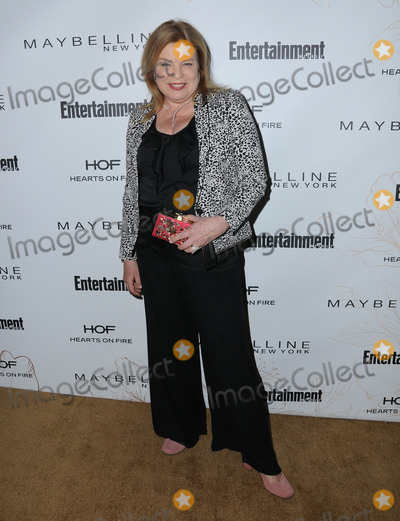 Catherine Curtain Photo - 20 January 2018 - Hollywood California - Catherine Curtain 2018 Entertainment Weekly Pre-SAG Awards Party held at Chateau Marmont Photo Credit Birdie ThompsonAdMedia