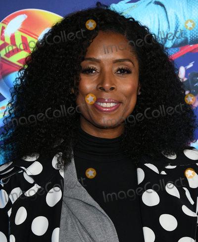 Tasha Smith Photo - 21 January 2020 - Los Angeles California - Tasha Smith Cirque Du Soleils Volta Los Angeles Premiere held at Dodger Stadium Photo Credit Birdie ThompsonAdMedia