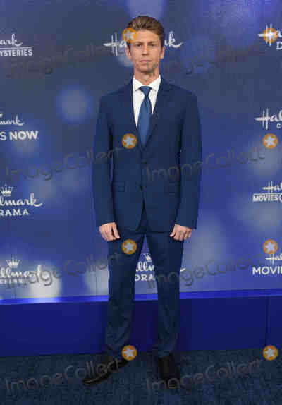 Andrew Francis Photo - 26 July 2019 - Beverly Hills California - Andrew Francis Hallmark Channel and Hallmark Movies  Mysteries 2019 Summer TCA held at a Private Residence Photo Credit Birdie ThompsonAdMedia