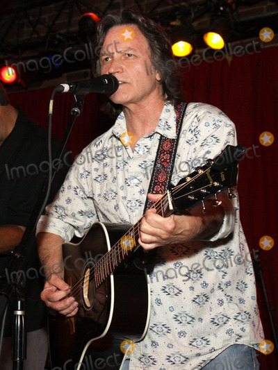 Jeff Hanna Photo - July 26 2011 - Nashville TN - Jeff Hanna of the Nitty Gritty Dirt Band sang crowd-favorite Mr Bojangles Artists musicians and songwriters came together at Mercy Lounge to help raise funds for Pete Huttlinger a widely respected guitarist and Nashville studio artist  Huttlinger has a congenital heart disease and is in need of a heart transplant Photo credit Dan HarrAdmedia