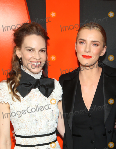 Betty Gilpin Photo - 9 March 2020 - Hollywood California - Hilary Swank Betty Gilpin Premiere Of Universal Pictures The Hunt held at ArcLight Cinemas Photo Credit FSAdMedia
