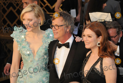 Todd Haynes Photo - 28 February 2016 - Hollywood California - Cate Blanchett Todd Haynes Julianne Moore 88th Annual Academy Awards presented by the Academy of Motion Picture Arts and Sciences held at Hollywood  Highland Center Photo Credit Byron PurvisAdMedia