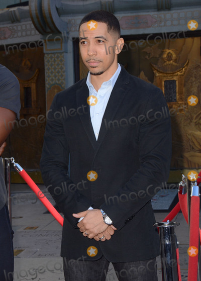 Aldis Hodge Photo - 26 January  - Hollywood Ca - Neil Brown Jr SAG Awards Actor visits Hollywoods TCL Chinese Theater with SAG Awards nominees Aldis Hodge and Neil Brown Jr held at TCL Chinese Theater  Photo Credit Birdie ThompsonAdMedia